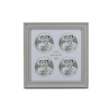 Collage Wooden Picture Frame for Baby Gift